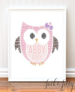 Girl Owl
