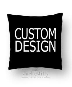 design your own custom pillow canada