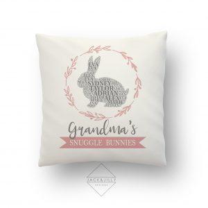 Grandparent Easter Pillow