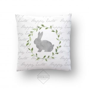 Happy Easter Personalized Pillow