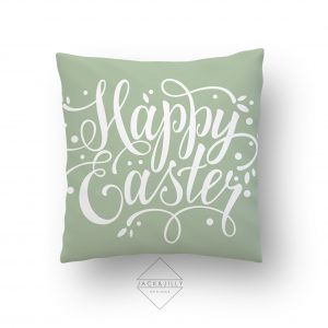 Happy Easter Pillow 2