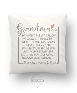 grandparent pillow canada