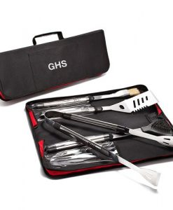 barbecue kit includes monogram canada