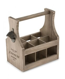 beer bottle caddy with bottle opener canada