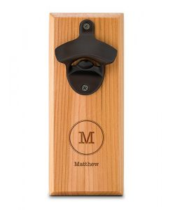 wood wall bottle opener canada