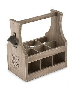 Save Water Drink Beer Caddy with opener