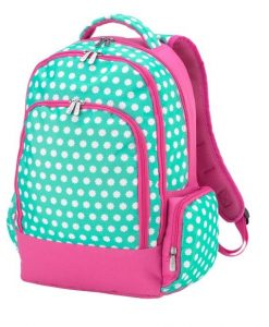 polka dot backpack canada