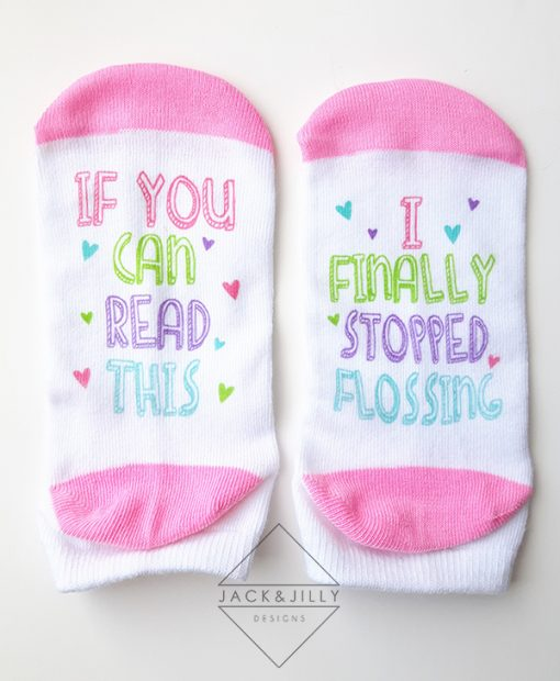 flossing socks perfect Christmas gift for girls