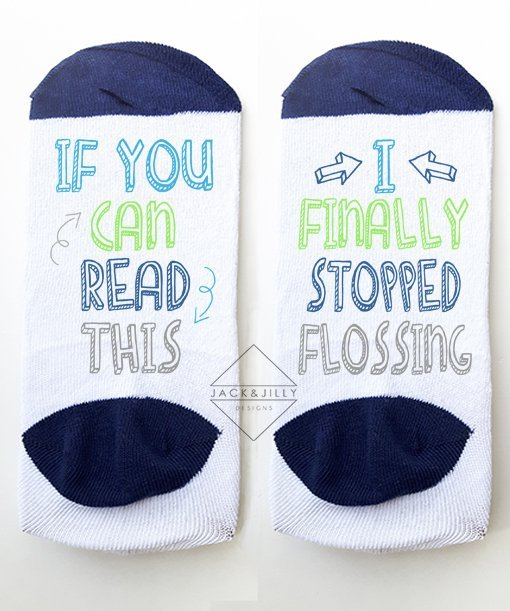Flossing Socks for boys