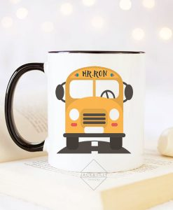 bus driver mug gift canada