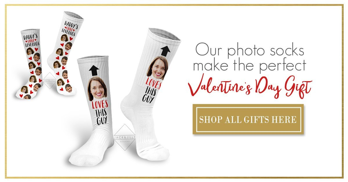 photo socks canada