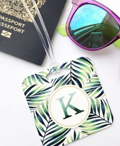 personalized luggage tags canada