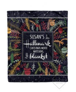 hallmark movie watching blanket canada