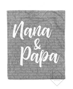 personalized grandparent gift christmas
