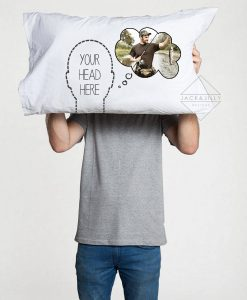 dad fishing pillow case canada f