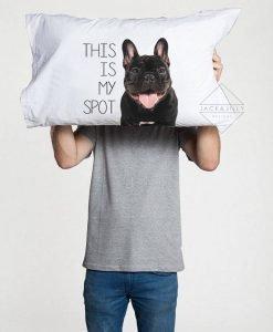 dog pillowcase throw pillow pet canada