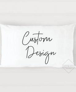 custom pillowcase canada design your own pillow