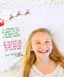 christmas eve pillowcase canada