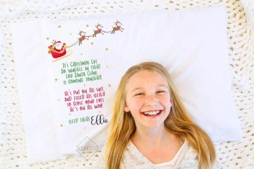 christmas eve pillowcase canada